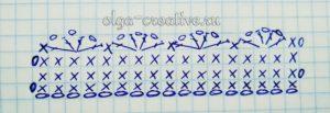 вязаная-розочка-схема