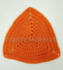 сумка-треугольник